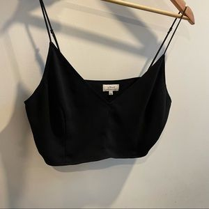 Aritzia Wilfred Cropped Camisole